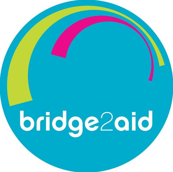 The Bridge 2 Aid logo