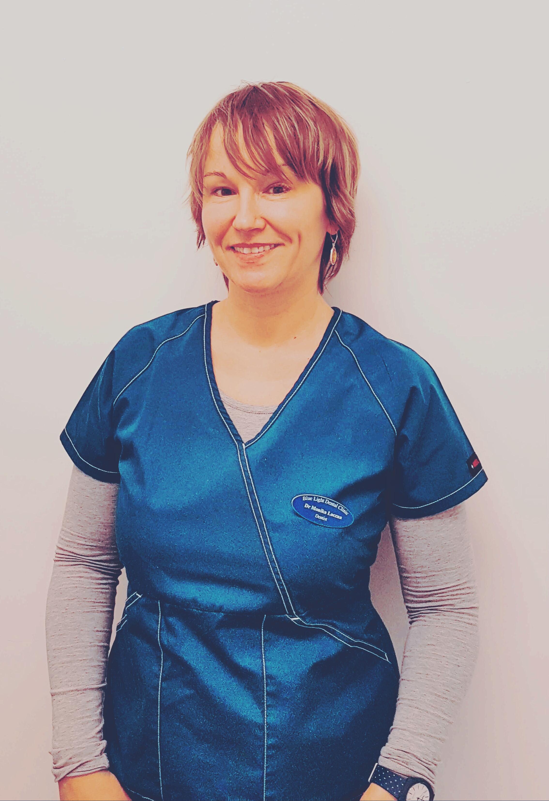 Dr Monika Laczna