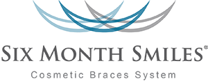 The six month smiles logo