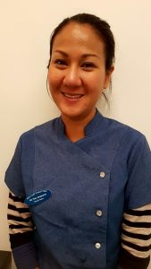 Dental nurse from Blue Light Dental Clinic in Crouch End, London