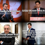 Various political leaders