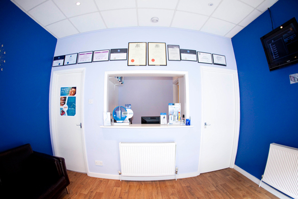 Take A Virtual Tour Dentists In Crouch End Blue Light