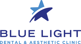 Blue Light Dental - Logo